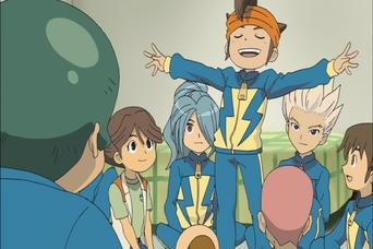 Inazuma Eleven: Season 1: The Reincarnated Genius!