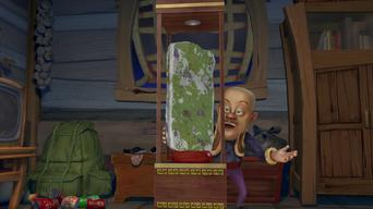 Boonie Bears: Spring Into Action: Season 1: The Tale of the Stone from Space
