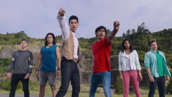 Power Rangers Dino Charge: Season 1: Sync or Swim