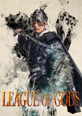 League of Gods Netflix BR (Brazil)
