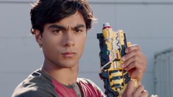 Power Rangers Dino Charge: Season 1: Past, Present and Fusion