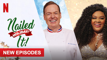 Nailed It! Holiday!: Season 2