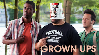 Is Grown Ups 2010 On Netflix Australia