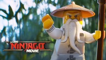 Is The Lego Ninjago Movie 2017 On Netflix Usa