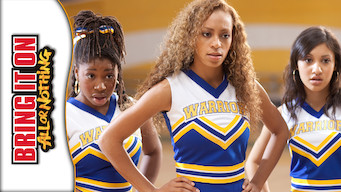 Is Bring It On All Or Nothing 2006 On Netflix South Africa