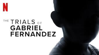 The Trials of Gabriel Fernandez: Limited Series