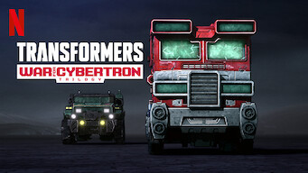 Transformers: War For Cybertron Trilogy: Chapter 1: Siege
