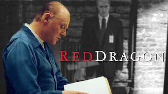Is Red Dragon 2002 On Netflix Australia
