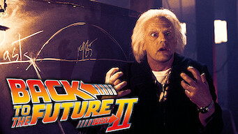Is Back To The Future Part Ii 1989 On Netflix Netherlands