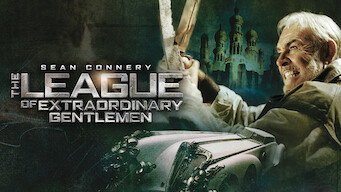 Is The League Of Extraordinary Gentlemen 2003 On Netflix Egypt