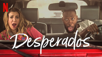 Is Desperados 2020 On Netflix Usa