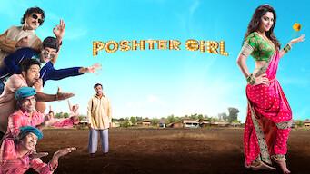 Poshter Girl