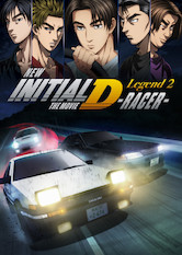 New Initial D the Movie Legend 2: Racer