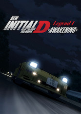 New Initial D the Movie Legend 1: Awakening